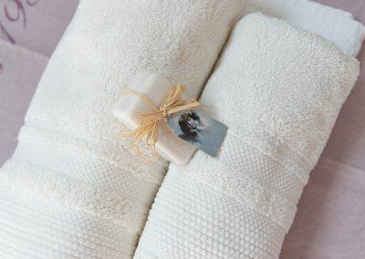 Vos serviettes de la chambre quatre du mas d'élise